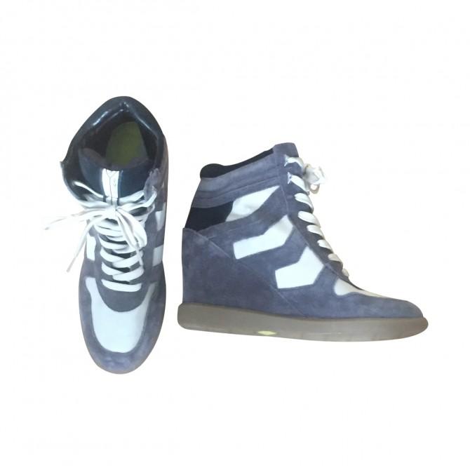 Sam Edelman high heel trainers