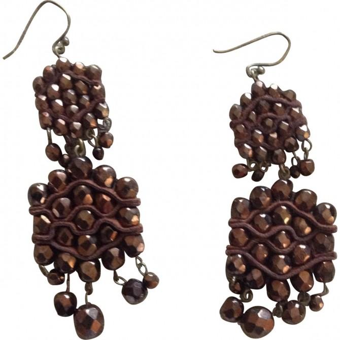 LEE ANGEL handmade earrings