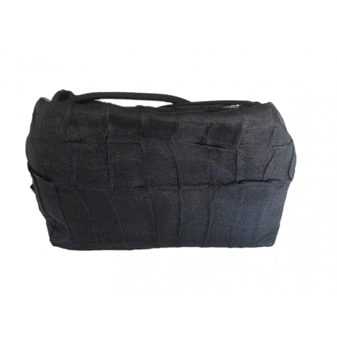 DESMO black fabric bag