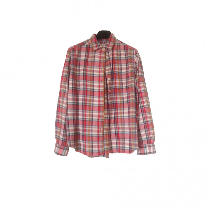 Aubin & Wills plaid shirt