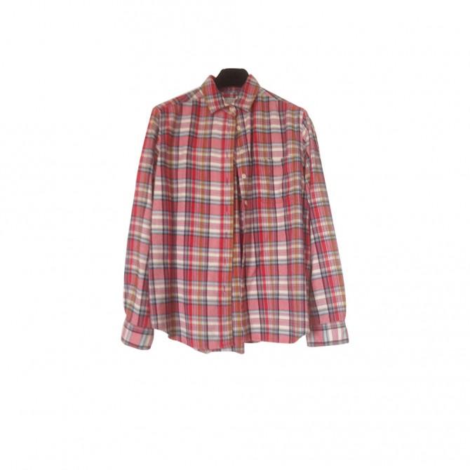 Aubin & Wills plaid shirt