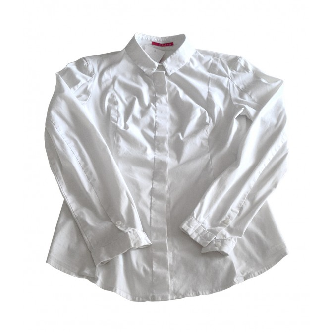 PRADA red label white shirt