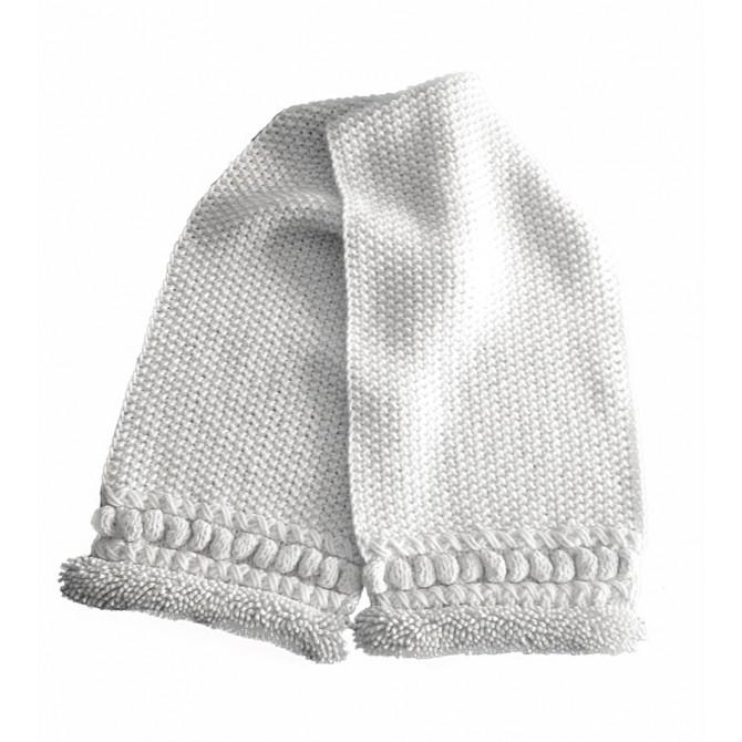 ALEXANDER MC QUEEN wool scarf