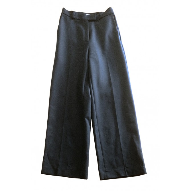 "ZEUS & ΔΙΟΝΕ hand made black trousers ""DELPHE"" model"