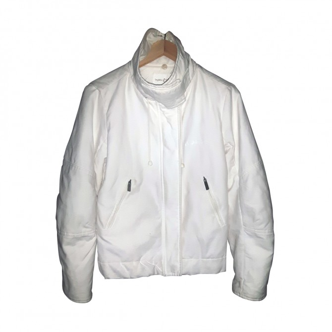 Byblos blu white jacket