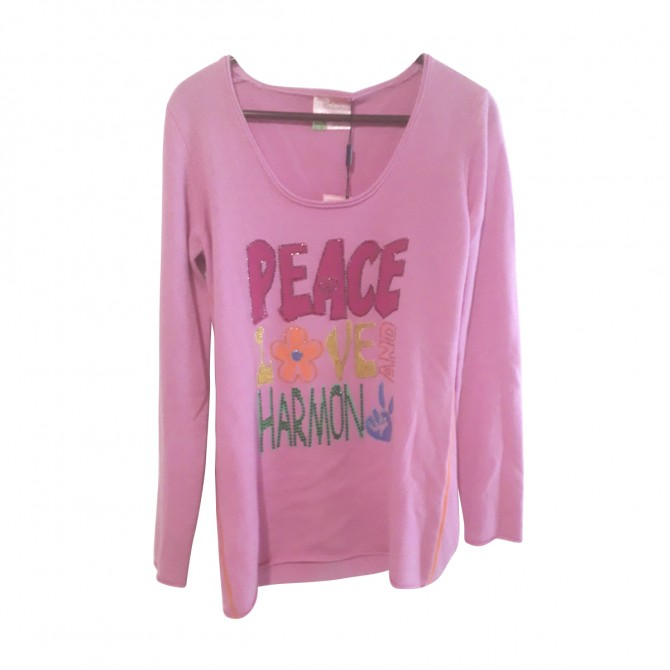 Princess goes Hollywood cashmere sweater