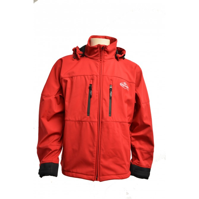 REAL TREE TEAN WIND STOPPER TEXTURED JACKET