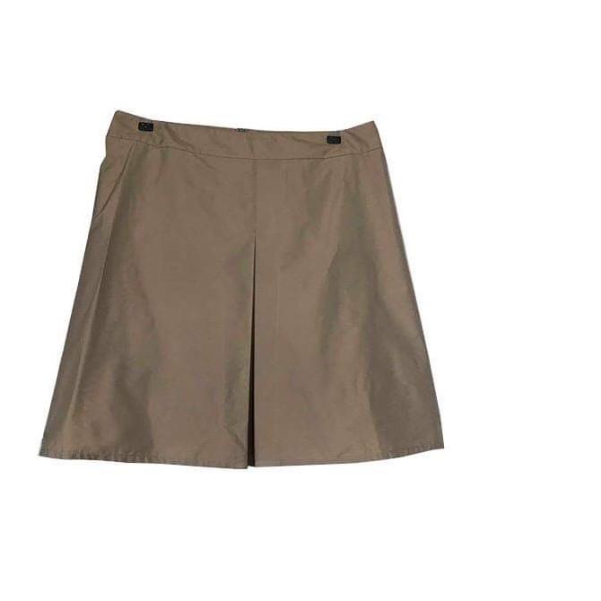 Prada beige skirt size IT 48