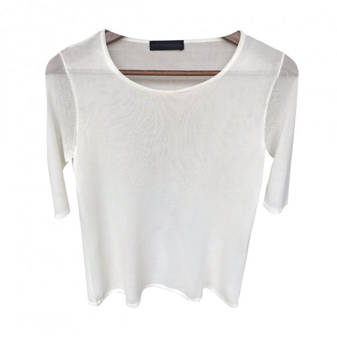 Trussardi white top