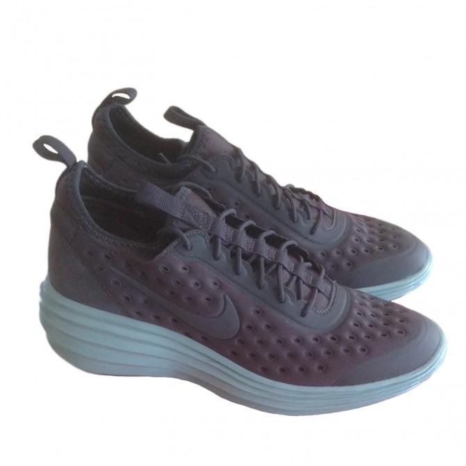 Nike Lunair Hi Sky grey trainers