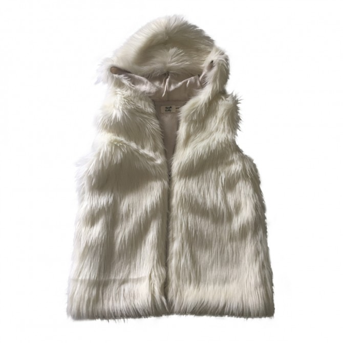 Mini Holly fuax fur jacket fot girls 10-12 years