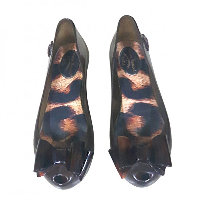 Vivienne Westwood melissa jelly shoes