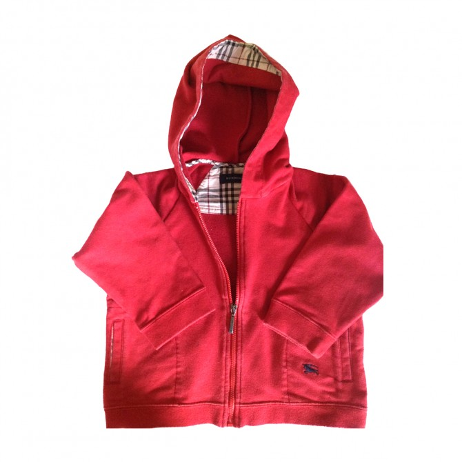 BURBERRY HOODIE FOR BOYS UP TO 18M