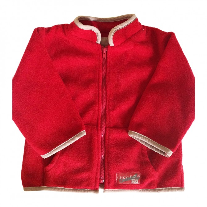 CHEVIGNON BABY FLEECE JACKET FOR BOYS UP TO 2 YEARS OLD