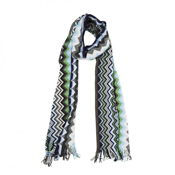 MISSONI WOOL SCARF