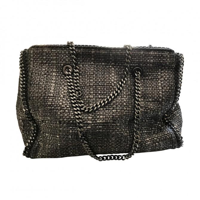 Stella Mc Cartney  tweed handbag