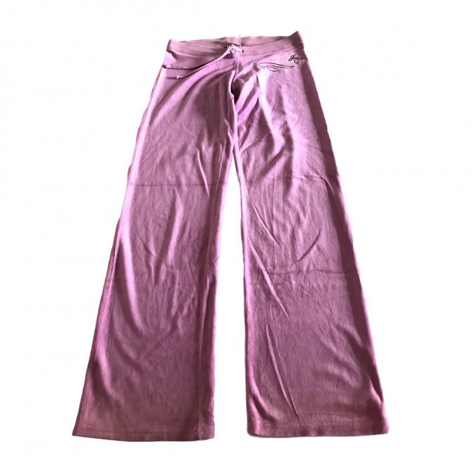 Juicy  Purple  Velour Pants