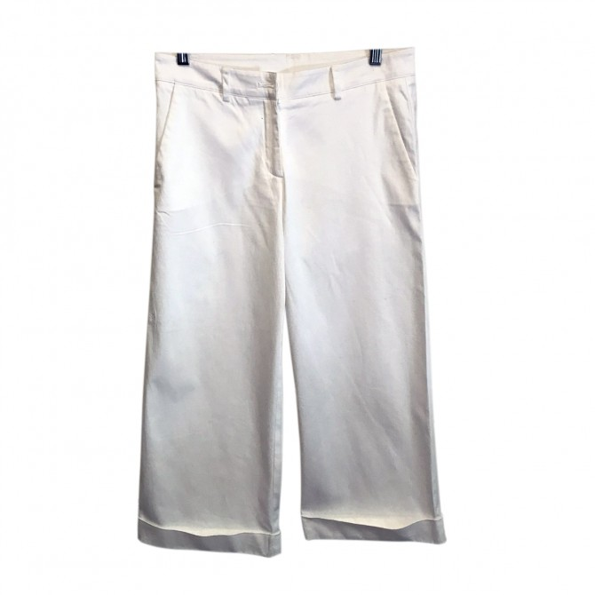 Parosh White Pants