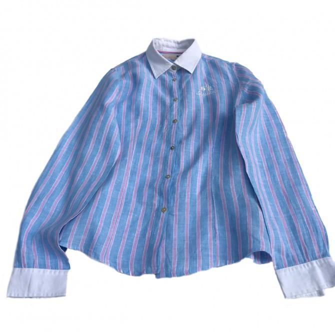 La Martina Stripped Shirt