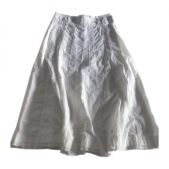 Henry Cotton's White Skirt