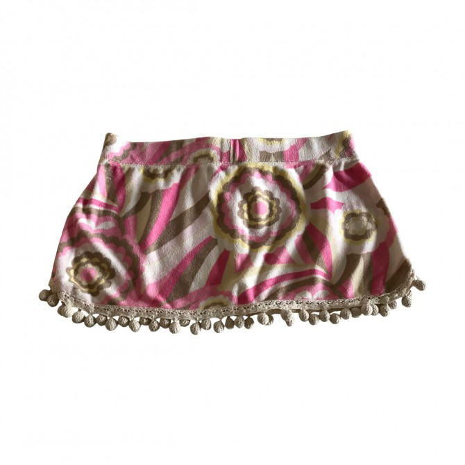 Juicy Terry Mini Skirt