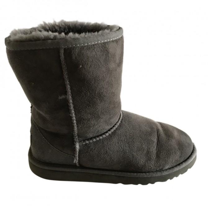 UGG Classic Grey Boots size EU 35