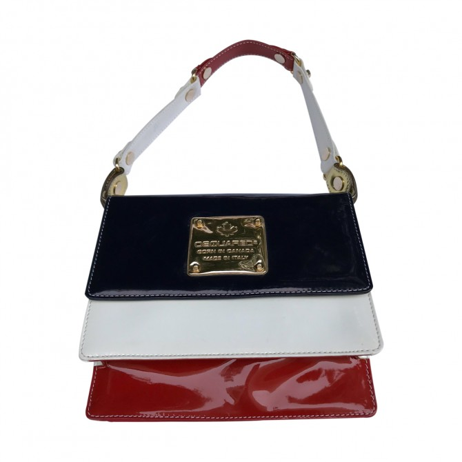 Dsquared2 Three Colour Handbag