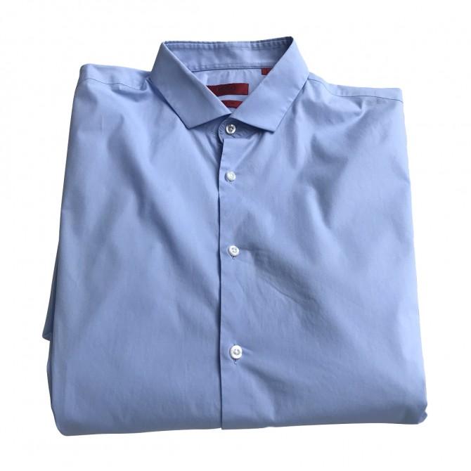 Hugo Boss Blue Shirt size L
