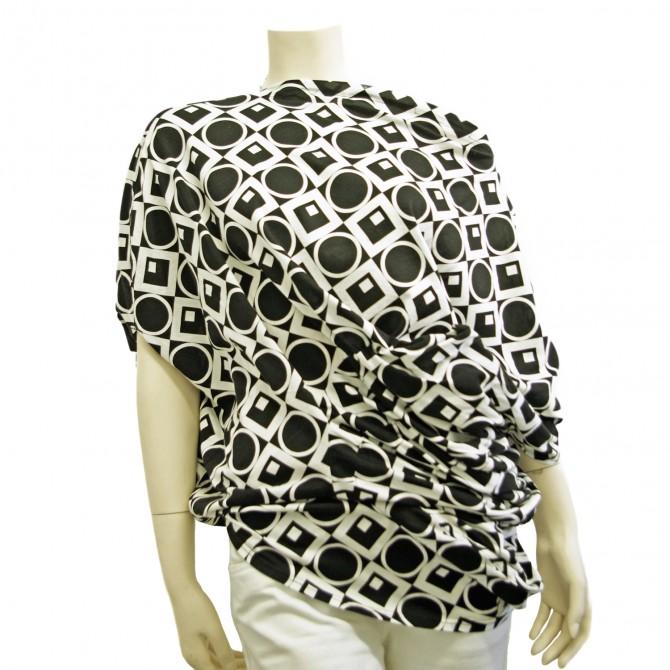Junya Watanabe black and white top