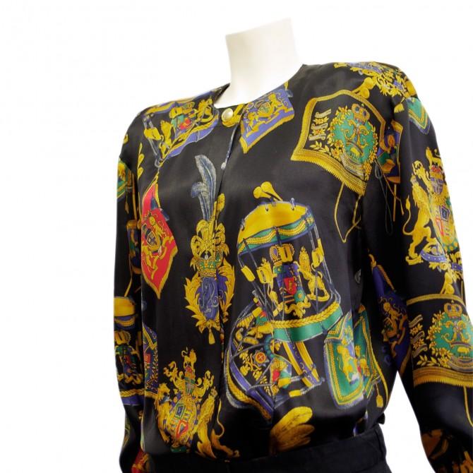 ESCADA silk shirt