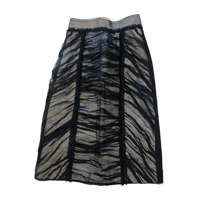 Dolce Gabbana silk skirt