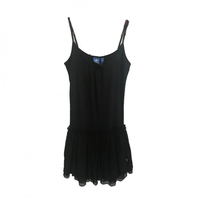 Adidas Black Mini dress