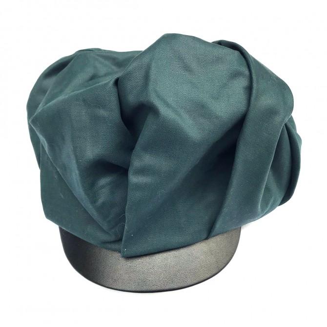 Evita Peroni Green Hat