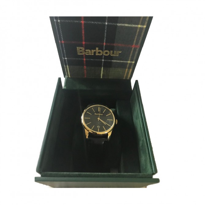 BARBOUR BLACK WATCH