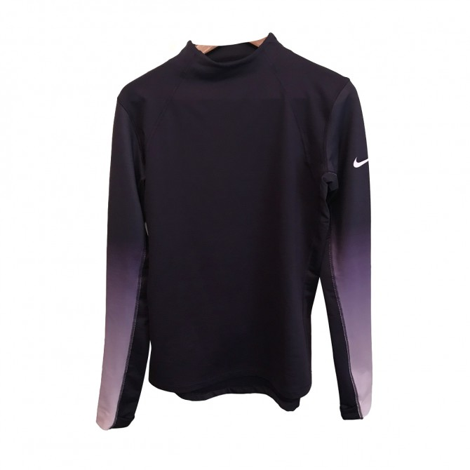 Nike purple top