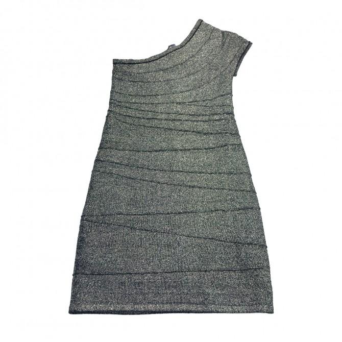 Polyxeni Kostetsou Silver Mini dress