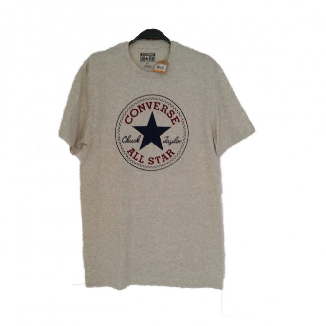 Converse mens grey T-shirt