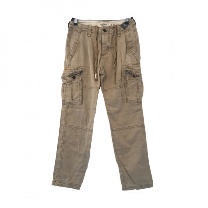 Abercrombie & Fitch cargo chinos W29