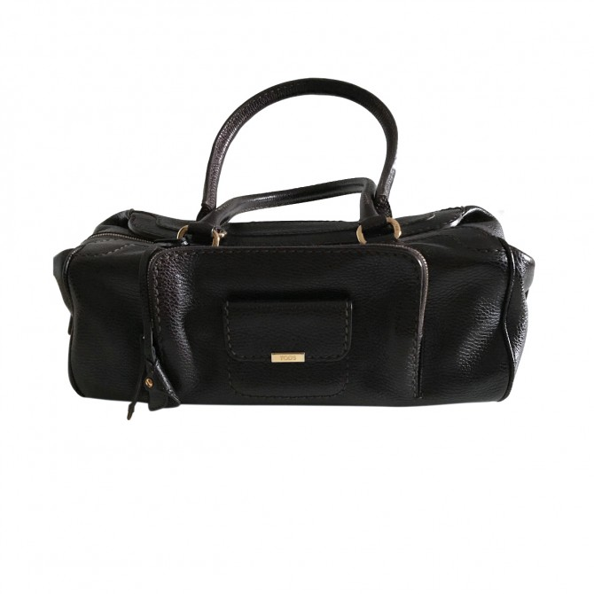 Tod's Brown Leather Bag