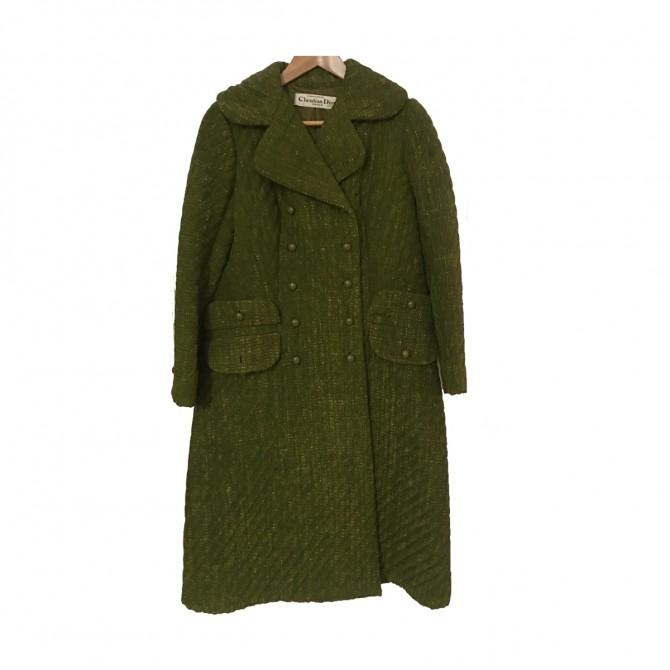 Christian Dior vintage coat