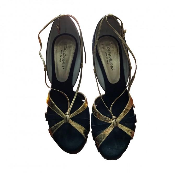 Dolce&Gabbana sandals size IT35