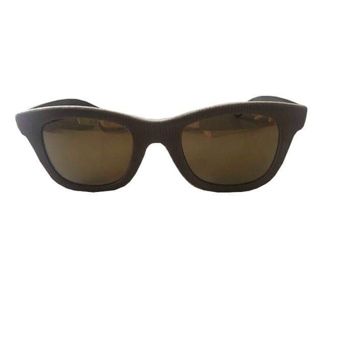 Italian independent brown sunglasses