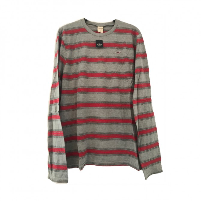 Hollister long sleeve top size L