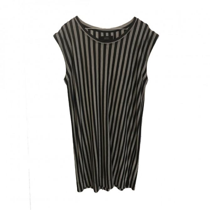 Diesel Black Grey dress