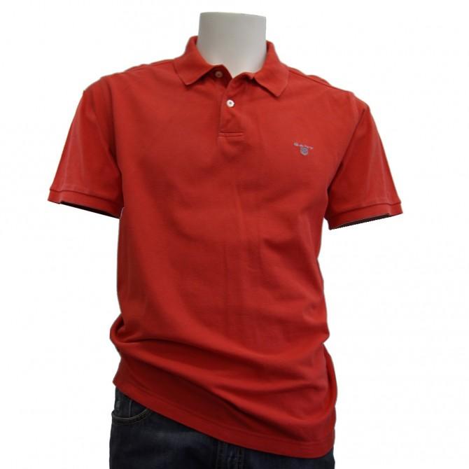 GANT polo t-shirt