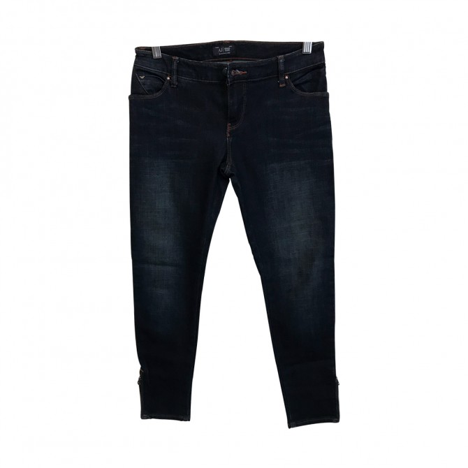 Armani Jeans Dark Blue Pants