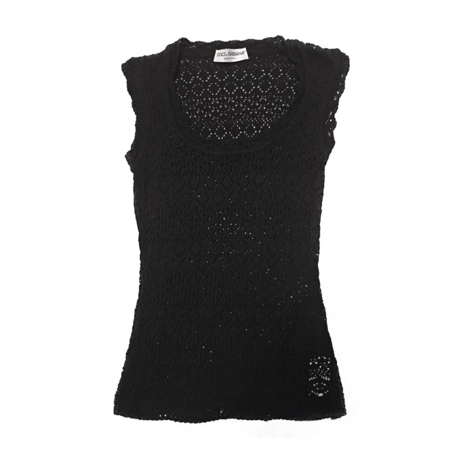 Dolce & Gabbana knit top