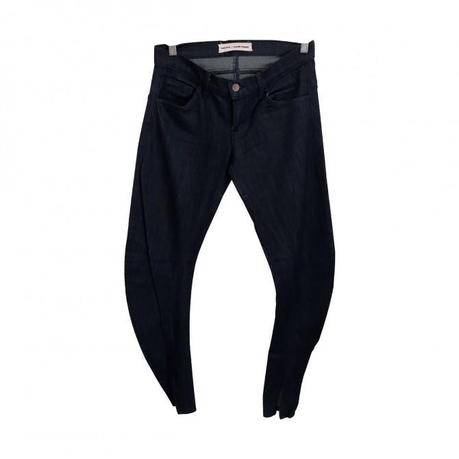 J Brand Hussein Chalayan  Blue Jeans