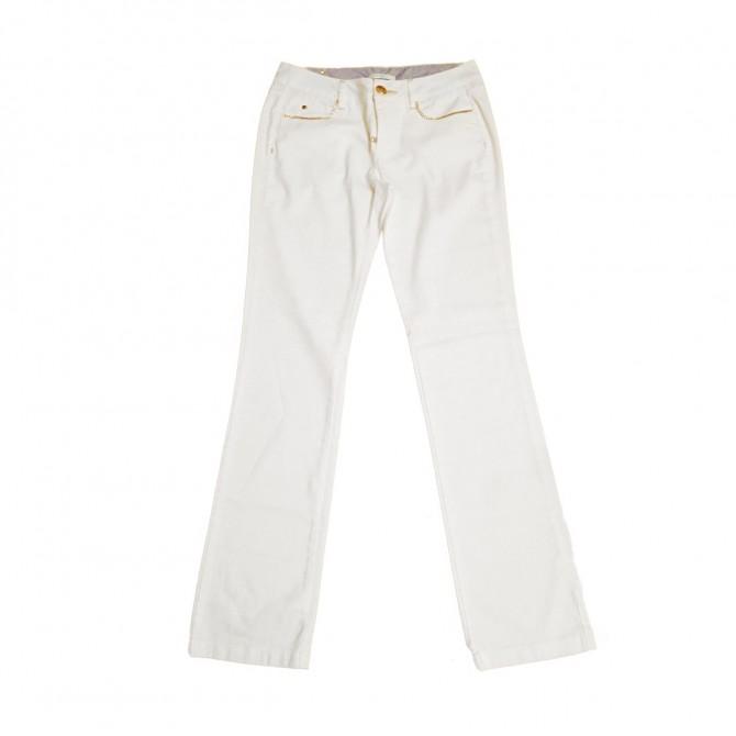 Marella sport white trousers