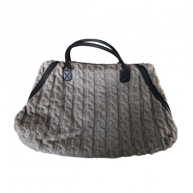 DEHA knitted handbag